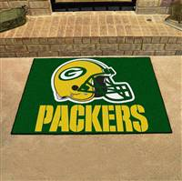 "Green Bay Packers Allstar Rug 34""x45"""