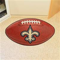 "New Orleans Saints Football Rug 22""x35"""