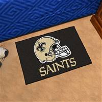 "New Orleans Saints Starter Rug 20""x30"""