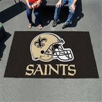 "New Orleans Saints Ulti-Mat Tailgating Mat 60""x96"""