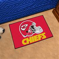 "Kansas City Chiefs Starter Rug 20""x30"""