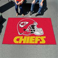 "Kansas City Chiefs Ulti-Mat Tailgating Mat 60""x96"""