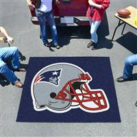 "New England Patriots Tailgating Mat 60""x 72"""