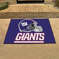 "New York Giants Allstar Rug 34""x45"""