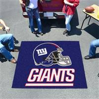 "New York Giants Tailgating Mat 60""x72"""