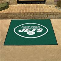 "New York Jets Allstar Rug 34""x45"""