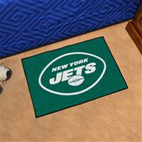 "New York Jets Starter Rug 20""x30"""