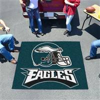 "Philadelphia Eagles Tailgating Mat 60""x72"""