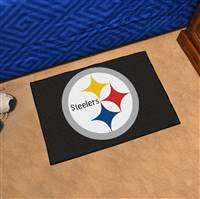 "Pittsburgh Steelers Starter Rug 20""x30"""