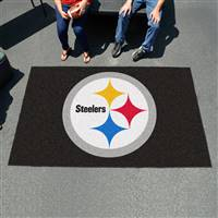 "Pittsburgh Steelers Ulti-Mat Tailgating Mat 60""x96"""