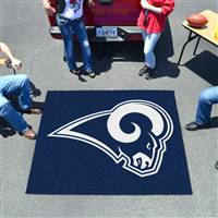 "St Louis Rams Tailgating Mat 60""x72"""