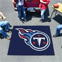 "Tennessee Titans Tailgating Mat 60""x72"""