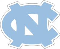 "North Carolina Tar Heels 12"" Vinyl Magnet"