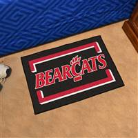 "University of Cincinnati Starter Mat 19""x30"""