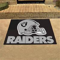 "NFL - Las Vegas Raiders All-Star Mat 33.75""x42.5"""