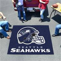 "NFL - Seattle Seahawks Tailgater Mat 59.5""x71"""