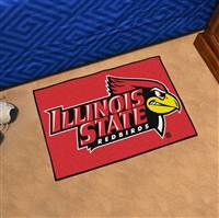 "Illinois State University Starter Mat 19""x30"""