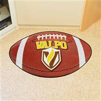 "Valparaiso Crusaders Football Rug 22""x35"""
