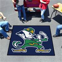 "Notre Dame Tailgater Mat 59.5""x71"""