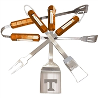 Tennessee Volunteers 4-Piece BBQ Set