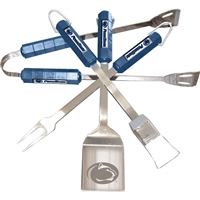 Penn State Nittany Lions 4-Piece BBQ Set