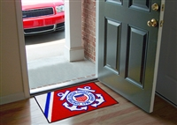 "US Coast Guard Starter Rug 20""x30"""