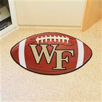 "Wake Forest Demon Deacons Football Rug 22""x35"""