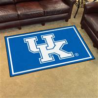 "University of Kentucky 4x6 Rug 44""x71"""