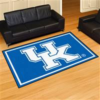 "University of Kentucky 5x8 Rug 59.5""x88"""