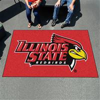 "Illinois State University Ulti-Mat 59.5""x94.5"""