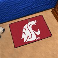 "Washington State Cougars Starter Rug 20""x30"""