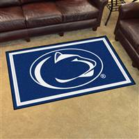 "Penn State Nittany Lions 4x6 Area Rug 46""x72"""
