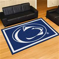 "Penn State Nittany Lions 5x8 Area Rug 60""x92"""