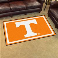 "Tennessee Volunteers 5x8 Area Rug 60""x92"""