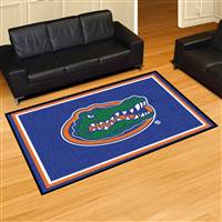 "Florida Gators 5x8 Area Rug 60""x92"""