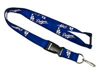 Los Angeles Dodgers Lanyard Blue