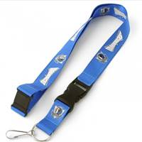 Dallas Mavericks Lanyard Blue - Special Order