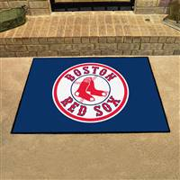"Boston Red Sox Allstar Rug 34""x45"""