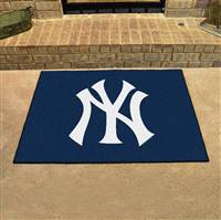 "New York Yankees Allstar Rug 34""x45"""