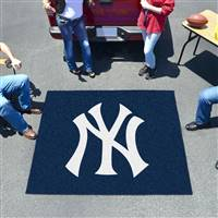 "New York Yankees Tailgating Mat 60""x72"""