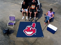 "Cleveland Indians Tailgating Mat 60""x72"""