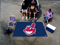 "Cleveland Indians Ulti-Mat Tailgating Mat 60""x96"""