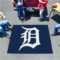 "Detroit Tigers Tailgating Mat 60""x72"""