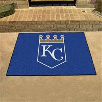 "Kansas City Royals Allstar Rug 34""x45"""