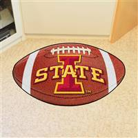 "Iowa State Cyclones Football Rug 22""x35"""