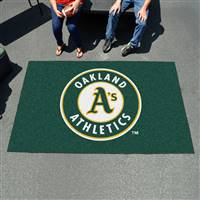 "Oakland Athletics Ulti-Mat Tailgating Mat 60""x96"""