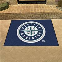 "Seattle Mariners Allstar Rug 34""x45"""