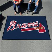 "Atlanta Braves Ulti-Mat Tailgating Mat 60""x96"""