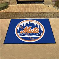"New York Mets Allstar Rug 34""x45"""