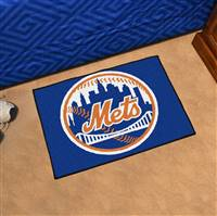 "New York Mets Starter Rug 20""x30"""